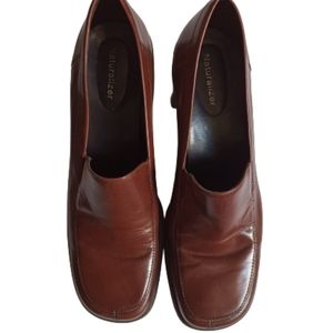 Naturalizer Leather Loafer Women Shoes